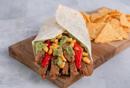 Mila Burrito Guacamole