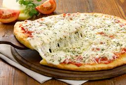 Pizza Jamón & Morrones