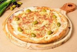 Promo- Pizza Mozzarella Grande