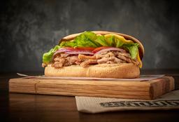 Sándwich Pata de Cerdo Asada
