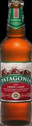 Cerveza Botella Patagonia Amber