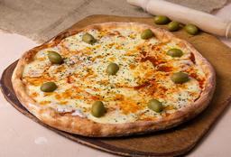 Pizza de Muzzarella Doble
