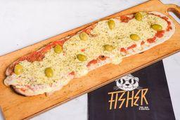 Combo Rappi- Pizza + Cerveza 1 l