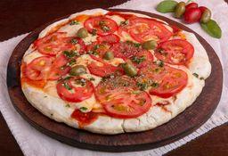 Pizza Napolitana & Pizza Muzzarella