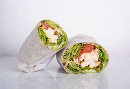 Organic Chicken Wrap