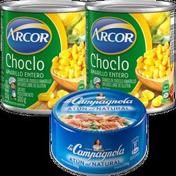 Rappicombo Almuerzo Arcor