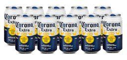 Pack 10 Corona Lata 269ml Cerveza