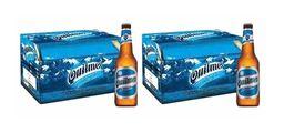 2 Six Packs Quilmes Porron 330ml Cerveza