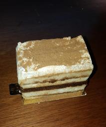 Porción de Tiramisú