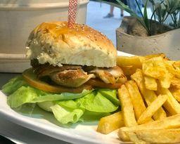 Promo Burger de Pollo
