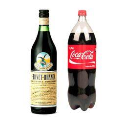 Combo Fernet Branca & Coca-Cola 2.25 l