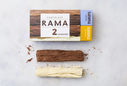 Chocolate en Rama x 2