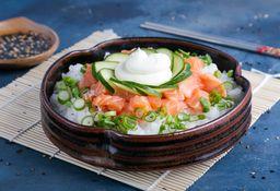 Sushi Salad Spring
