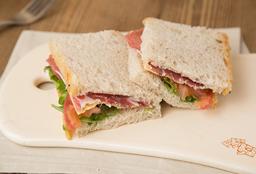 Sándwich de Jamón Serrano