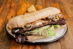 Sándwich de Lomito Gourmet