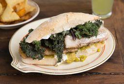 Sándwich de Peixe
