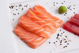Todo Salmón: Gran Roll NY + Sashimi