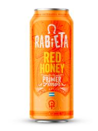 Rabieta Cerveza Red Honey