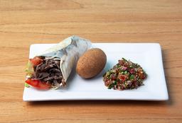 Combo Shawarma & Keppe