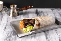 Combo- Shawarma + 2 Falafel + Homus + Tabule + Bebida