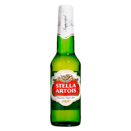 Stella Artois Rubia 330 ML