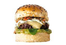 Tijuana Special Burger