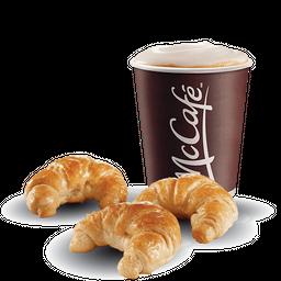 Café + 3 Facturas