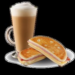 Latte + Tostado