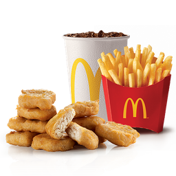 McCombo Mediano McNuggets x 10