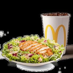 Menú de Ensalada Cesar