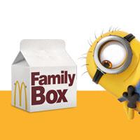Family Box Minions