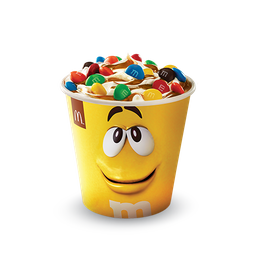 McFlurry M&Ms
