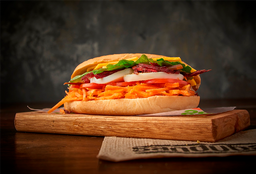 Sándwich Vegetariano Junior