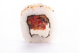 Uramaki Veggie Rolls