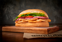 Sándwich de Pata de Cerdo Asada Junior
