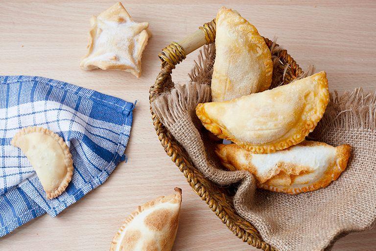 Logo Empanadas Gourmet