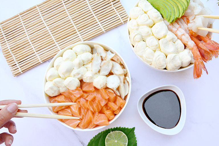 Logo Wakai Sushi Salad