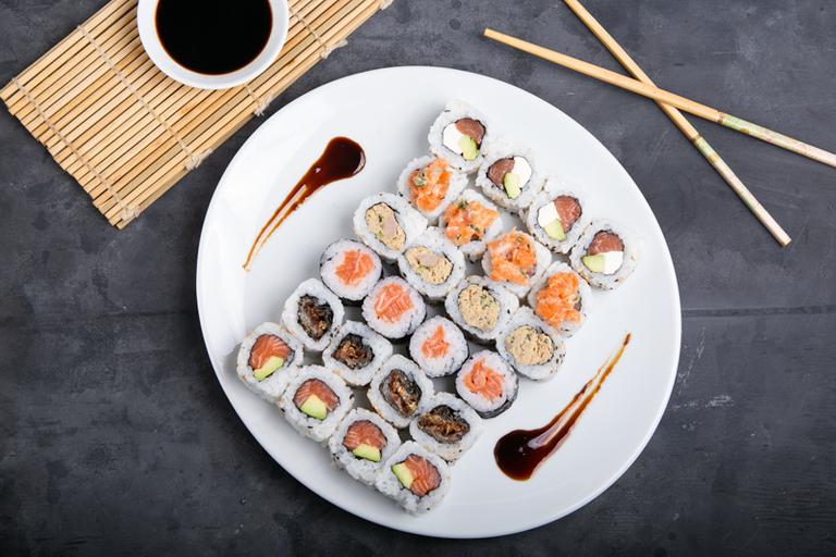 Logo Hoshi Sushi