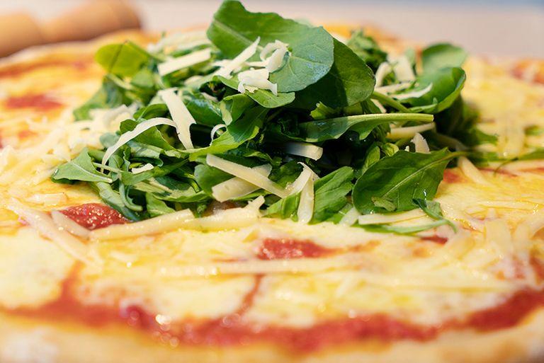 Logo Urban Jazz Pizza