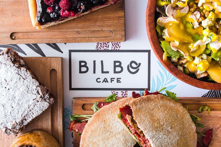 Logo Bilbo Café