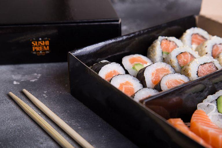 Logo Sushi Prem