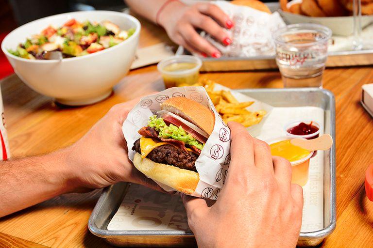 Logo Burger 54