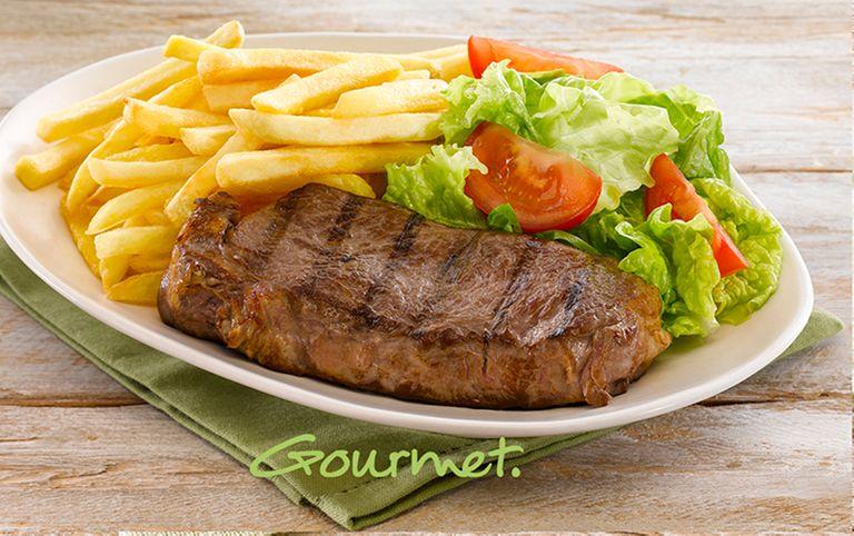 Logo Gourmet - Abasto