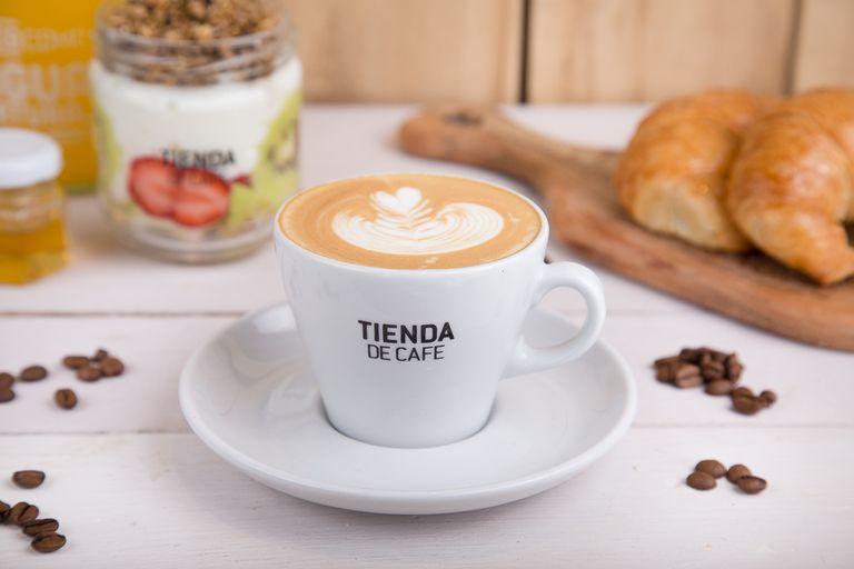 Logo Tienda de Café