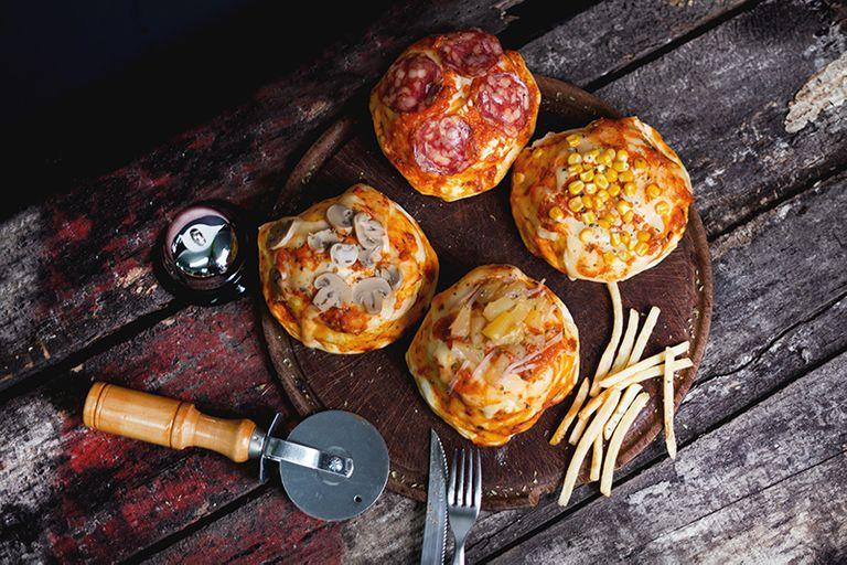 Logo Pizzaburger