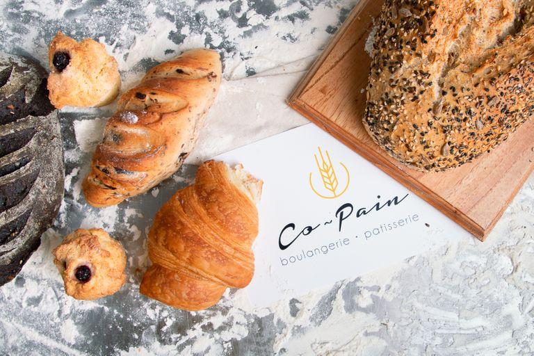 Logo Co-Pain Boulangerie