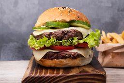 #9 Burger by Novecento