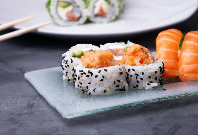 Logo Sensei Sushi