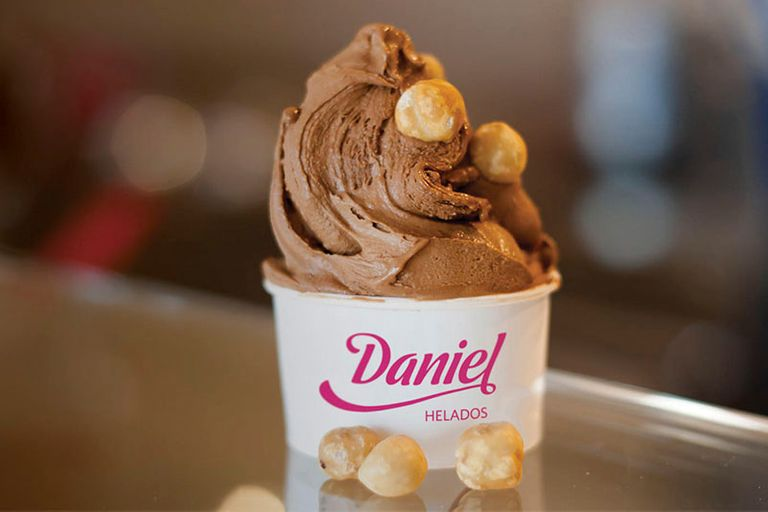 Logo Helados Daniel