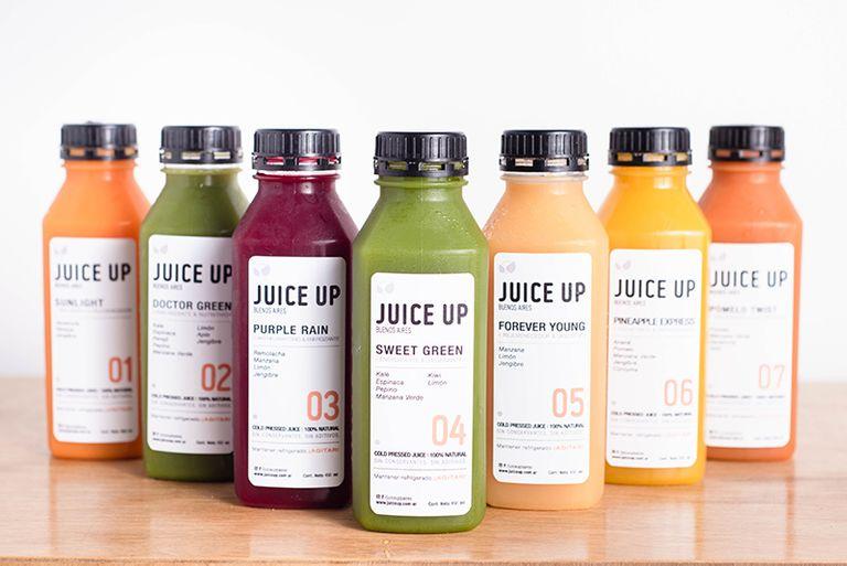 Logo Juice Up